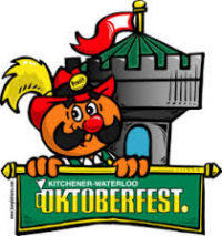 Kitchener-Waterloo Oktoberfest logo.