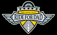 Ride For Dad logo.